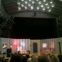 Photo taken at Liepājas teātris by Liene C. on 1/10/2013