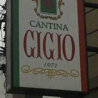 Photo taken at Cantina Gigio by Paulo M. on 6/30/2013