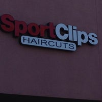 Photo taken at Sport Clips by Steve S. on 12/27/2013