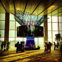 Photo taken at Singapore Changi Airport (SIN) by Roy F. on 7/17/2013