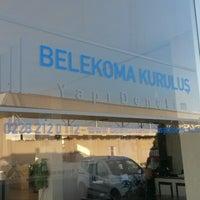 Photo taken at Belekoma Kuruluş Yapı Denetim by Bener Y. on 9/3/2013