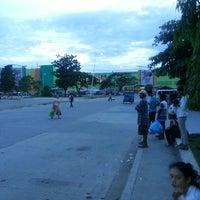 Photo taken at Dao Integrated Bus Terminal by Estoryahe K. on 5/12/2013