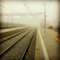 Photo taken at RENFE Sant Vicenç de Castellet by Terrassa1976 .. on 4/12/2014