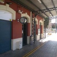 Photo taken at RENFE Sant Vicenç de Castellet by Terrassa1976 .. on 9/29/2013