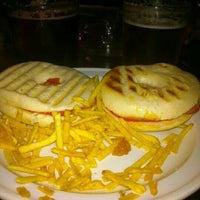 Photo taken at Chopp by Victoria F. on 11/28/2012