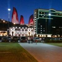 Снимок сделан в Новый бульвар пользователем Orkhan O. 4/30/2013