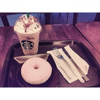 Photo taken at Starbucks by Adrian L. on 2/5/2013