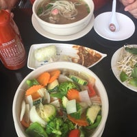 Photo taken at SEA Restaurant by Jamie G. on 4/20/2017