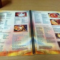 Photo taken at Mi Taco by Steph Anie H. on 11/21/2013
