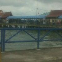 Photo taken at Sri Bintan Pura Ferry Terminal by sabam w. on 2/21/2013