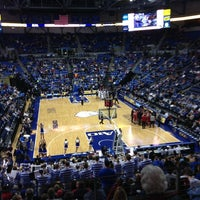 Photo taken at Chaifetz Arena by Daniel M. on 12/29/2012