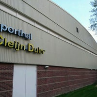 Photo taken at Sporthal Cleijn Duin by Jean-Paul S. on 3/30/2017