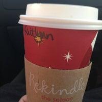 Photo taken at Starbucks by Caitlyn V. on 11/25/2012