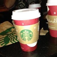 Photo taken at Starbucks by Stefania G. on 11/27/2012