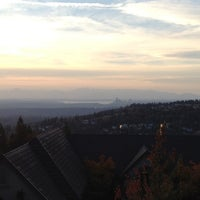 Photo taken at Cougar Mountain City View by David M. on 10/7/2013