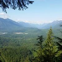 Photo taken at Cedar Butte Summit by David M. on 6/2/2014