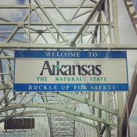 Photo taken at Arkansas by Rachel B. on 7/1/2013