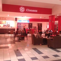 Photo taken at Cinemex by Mario V. on 5/5/2013