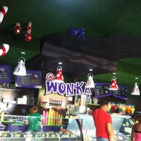 Photo taken at Wonka by Daniel R. on 7/21/2013