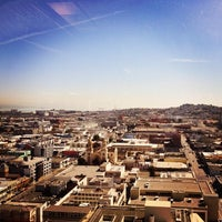 Photo taken at Square HQ by Cameron W. on 10/7/2013