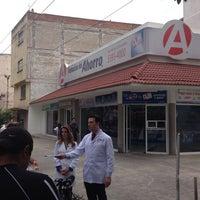 Photo taken at Farmacias del Ahorro by Charly L. on 8/22/2014