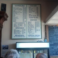 Photo taken at The Antique Sandwich Company by Edward S. on 8/21/2013