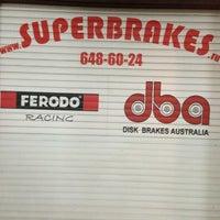 Photo taken at SUPERBRAKES by Alexey R. on 1/9/2013