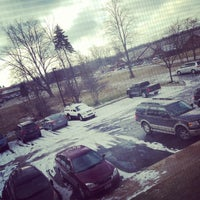Photo taken at Courtyard Cleveland Airport South by Brian on 1/17/2014