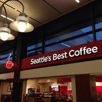 Photo taken at Seattle's Best Coffee - SeaTac Airport Main Terminal by Christiana B. on 7/29/2013