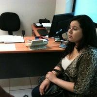 Photo taken at Diario Austral De Temuco by Caro A. on 1/25/2013