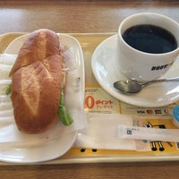 Photo taken at Doutor Coffee Shop by tugaru80 on 4/28/2018