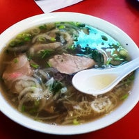 Photo taken at Pho VN One by Naomi R. on 8/23/2013