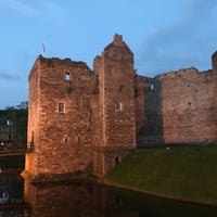 Photo taken at Rothesay Castle by Anton L. on 6/2/2017