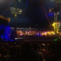 Photo taken at Great Moscow Circus by Windy W. on 1/1/2013