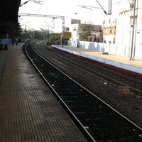 Photo taken at Begumpet Railway Station by Chandra Sekhar Y. on 12/7/2012