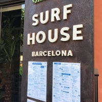 Foto tomada en Surf House Barcelona por Yuliyan T. el 6/20/2017