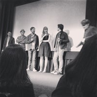 Photo taken at NYU Cantor Film Center by Jess K. on 4/2/2013