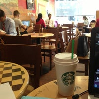Photo taken at Starbucks by Miguel S. on 9/12/2013