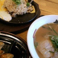 Photo taken at ラーメン横綱 安城店 by Tohru T. on 12/13/2012