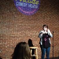 Снимок сделан в Arcade Comedy Theater пользователем Aaron K. 1/11/2014