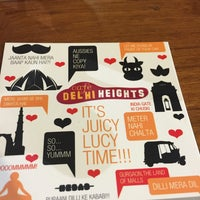 Photo taken at Cafe Delhi Heights by Sanat H. on 11/12/2015