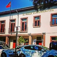 Photo taken at Aydın İl Halk Kütüphanesi by Gmz T. on 6/3/2014