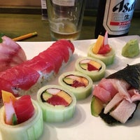 Photo taken at Kooma sushi Restaurant by marc d. on 7/11/2013