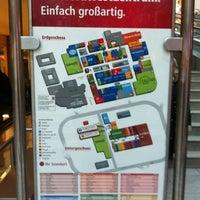 Photo taken at NordWestZentrum by Amin A. on 12/17/2012