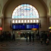 Das Foto wurde bei Bahnhof Eisenach von Frances W. am 12/16/2012 aufgenommen