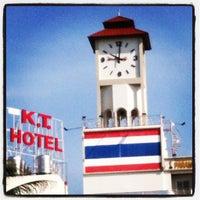 10/13/2012にAlvin C.がด่านพรมแดนสะเดา (Dan Nok Immigration Check Point)で撮った写真