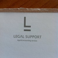 Photo taken at LEGAL SUPPORT by Kristina N. on 3/25/2013