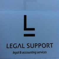 Photo taken at LEGAL SUPPORT by Kristina N. on 3/6/2013