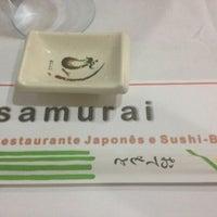 Photo taken at Samurai by Rita G. on 12/9/2012