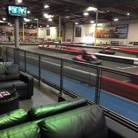 Photo taken at K1 Speed Irvine by Brian J. on 1/12/2017